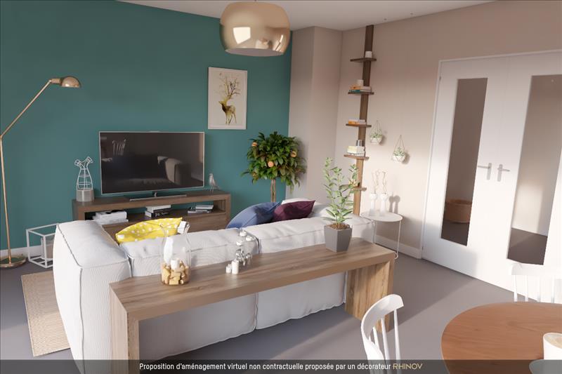 Vente Maison TAILLEBOURG (17350) - 4 pièces - 94 m² -