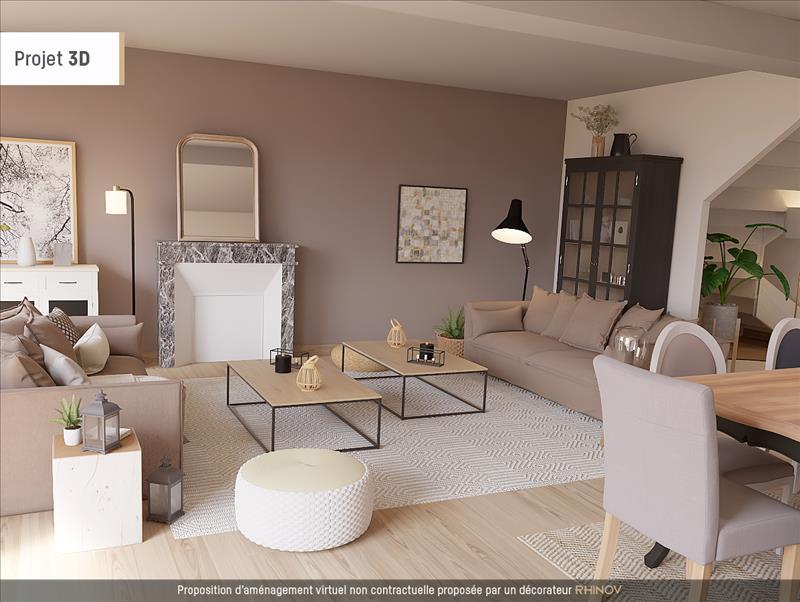 Vente Maison TORXE (17380) - 3 pièces - 72 m² -