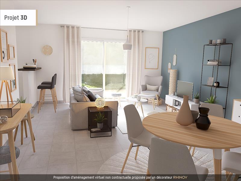 Vente Maison ST DENIS DU PIN (17400) - 3 pièces - 70 m² -
