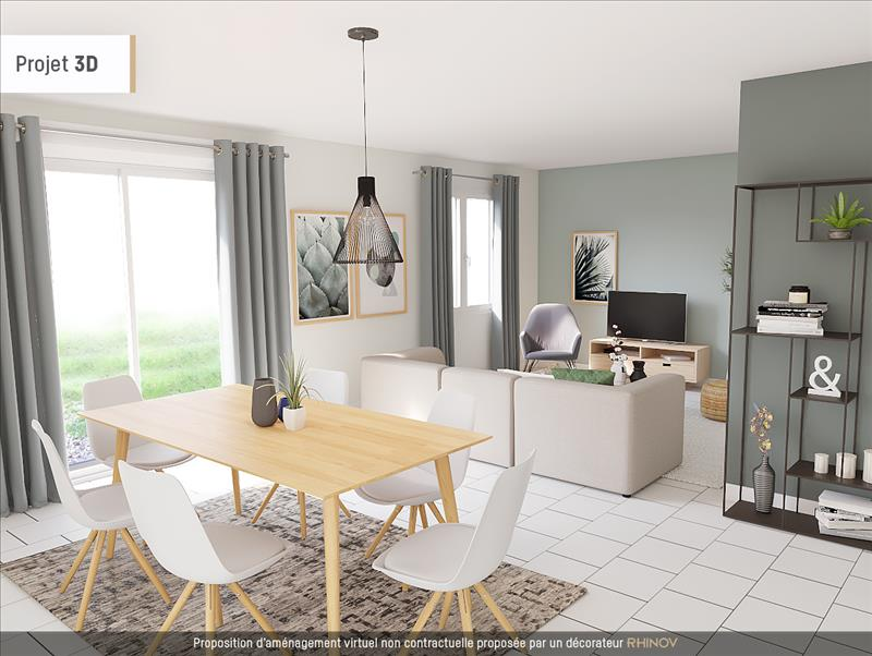Vente Maison AUMAGNE (17770) - 4 pièces - 100 m² -