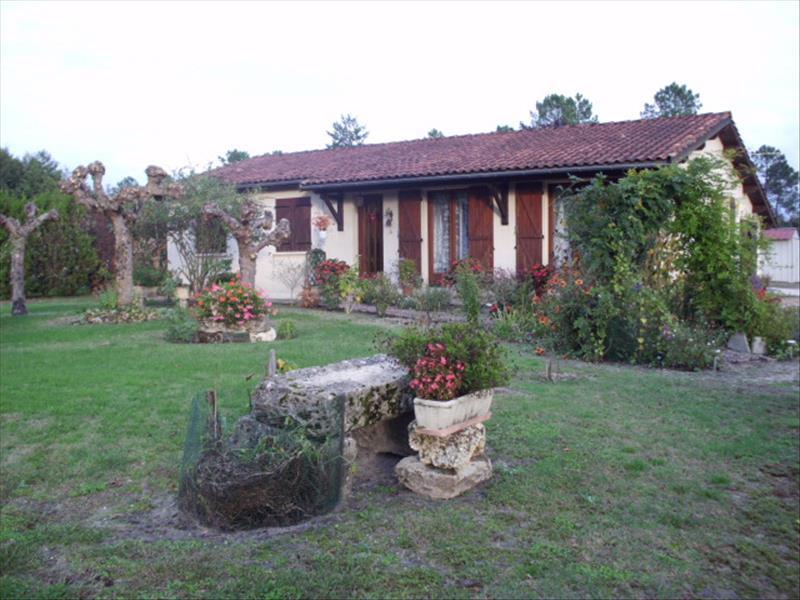 Maison ST MICHEL DE CASTELNAU - (33)