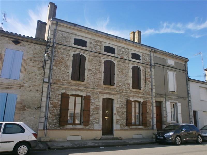 Maison DAMAZAN - 10 pièces  -   200 m²