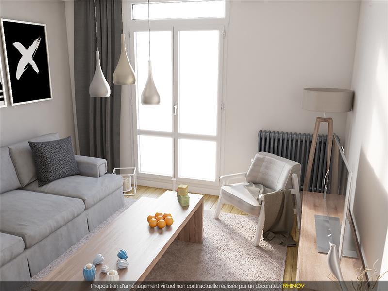 Vente Appartement AGEN (47000) - 2 pièces - 48 m² - Quartier Centre-ville - Carnot
