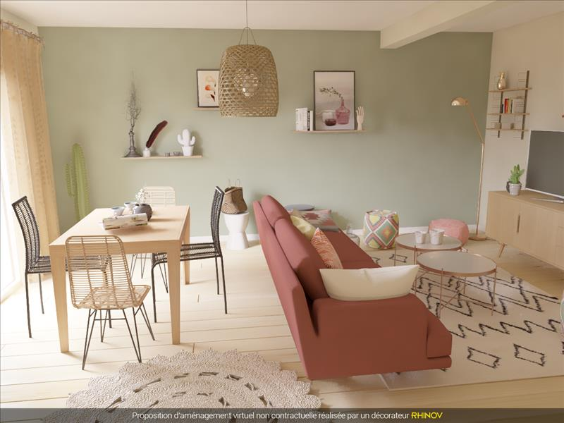 Vente Maison AGEN (47000) - 7 pièces - 202 m² - Quartier Goulfie - Capelette