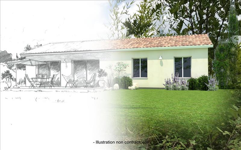 Vente Terrain CANTOIS (33760) - 804 m² -
