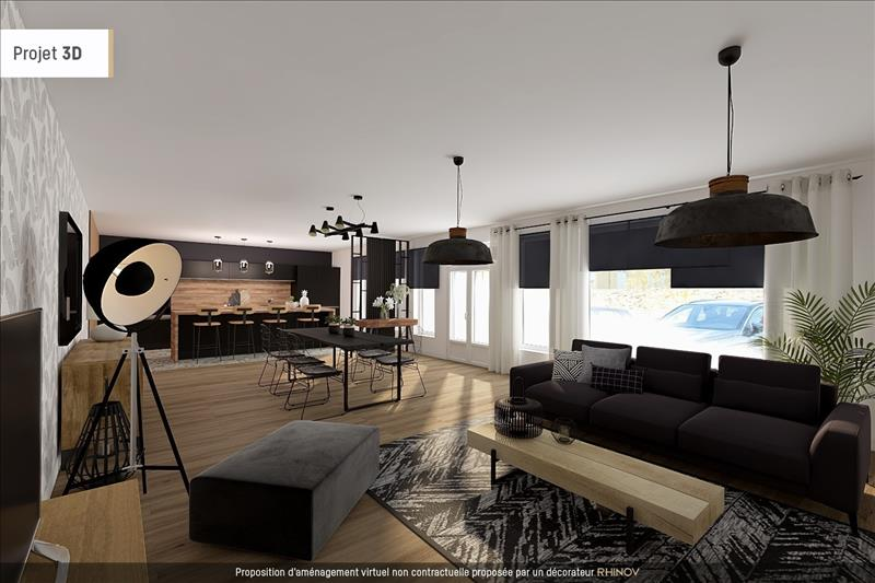 Vente Maison BEGUEY (33410) - 1 pièce - 275 m² -