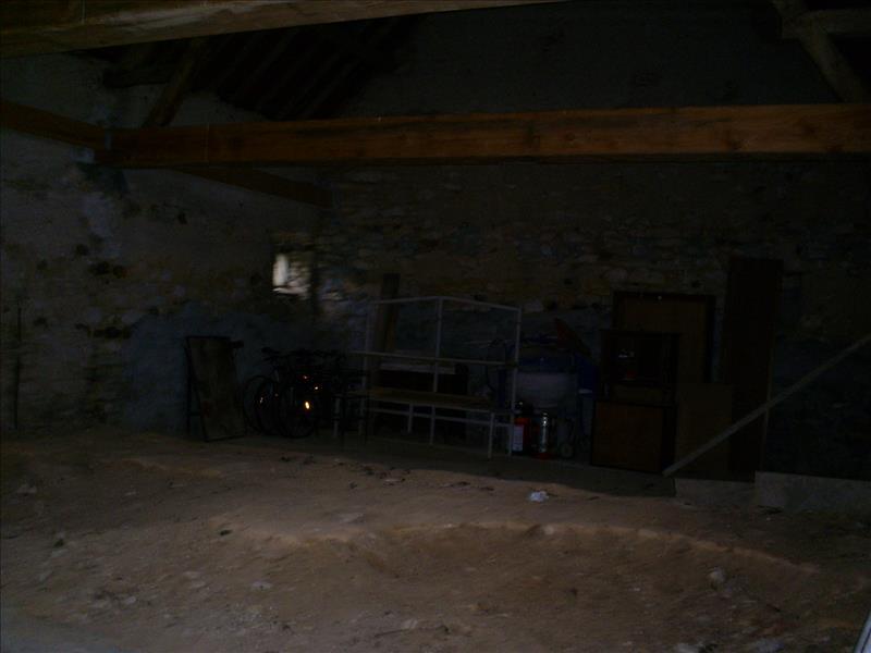 Maison ST PIERRE LES BOIS - 1 pièce  -   35 m²