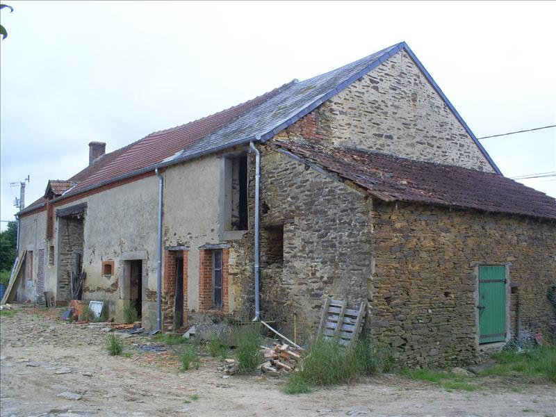 Maison BUSSIERE ST GEORGES - 2 pièces  -   40 m²