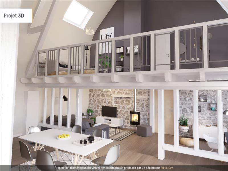 Vente Maison SIDIAILLES (18270) - 7 pièces - 236 m² -