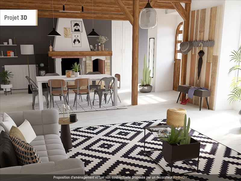 Vente Maison ST MAUR (18270) - 4 pièces - 93 m² -