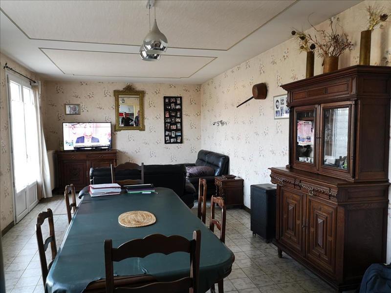 Vente Maison CHEZAL BENOIT (18160) - 5 pièces - 120 m² -