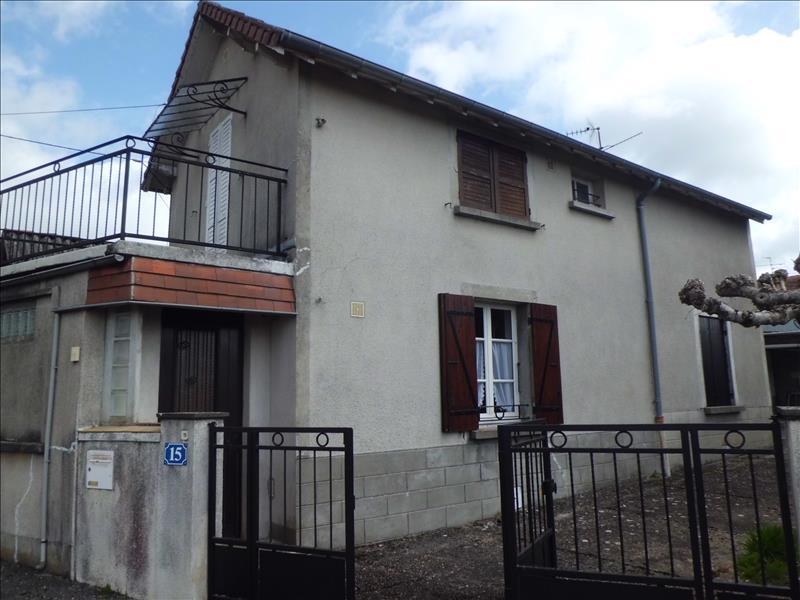 Maison LANOUAILLE - 4 pièces  -   70 m²