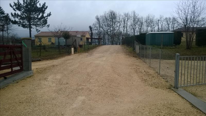 Terrain ST CHAMASSY -  - 2500 m²