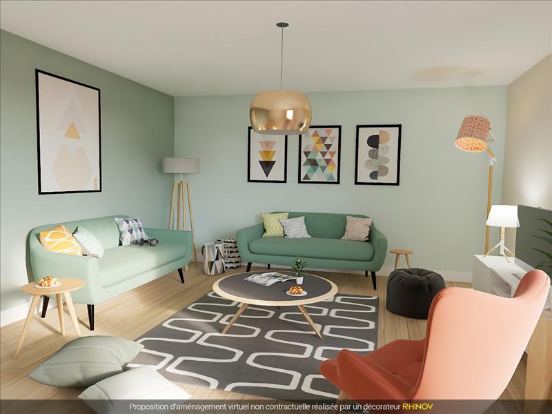 Vente Maison CASTELS (24220) - 5 pièces - 80 m² -