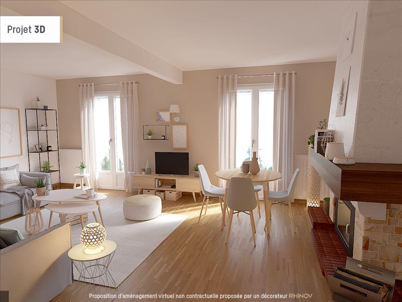 Vente Maison SIORAC EN PERIGORD (24170) - 4 pièces - 100 m² -