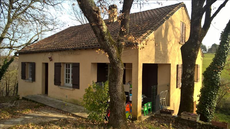 Maison LALINDE - 8 pièces  -   160 m²