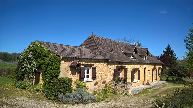 Maison ST CAPRAISE DE LALINDE - (24)
