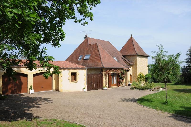 Vente Maison BADEFOLS SUR DORDOGNE (24150) - 8 pièces 220 m²