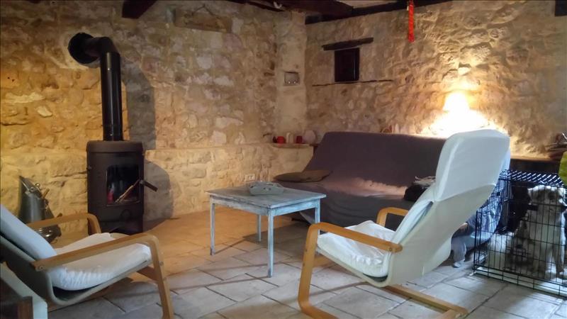 Vente Maison PONTOURS (24150) - 3 pièces - 75 m² -