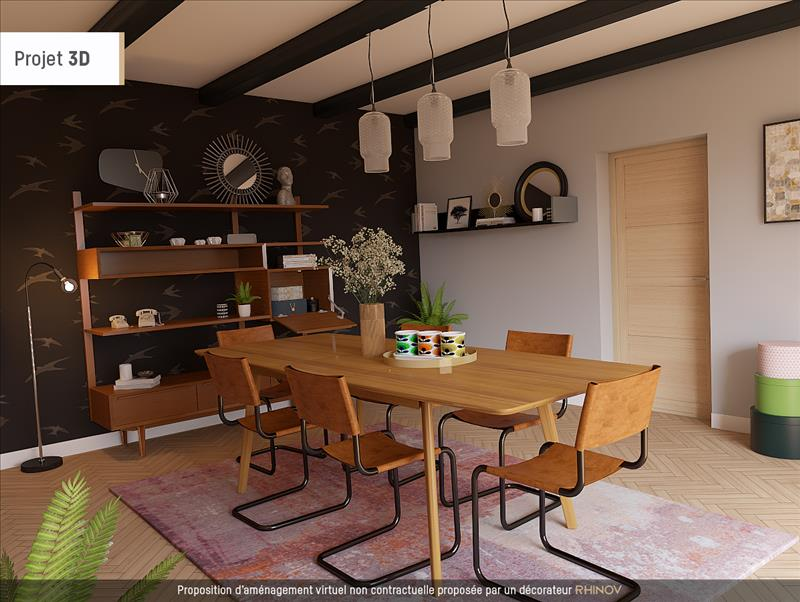 Vente Maison NAUSSANNES (24440) - 5 pièces - 190 m² -
