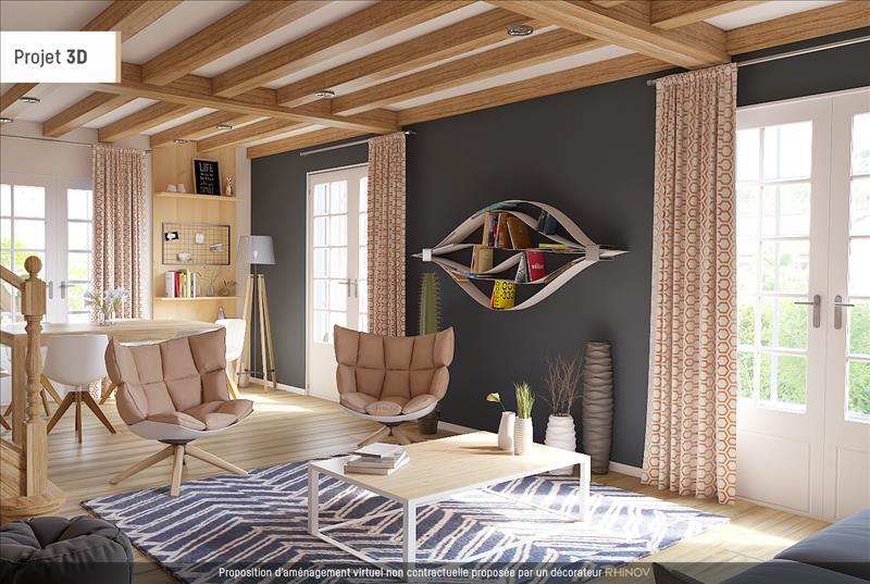 Vente Maison COUZE ET ST FRONT (24150) - 4 pièces - 110 m² -