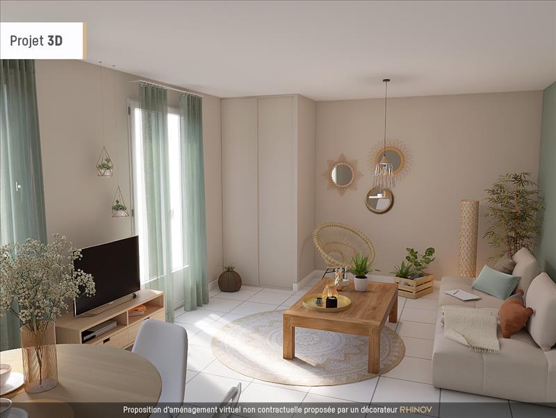 Vente Maison BEAUMONT DU PERIGORD (24440) - 3 pièces - 84 m² -