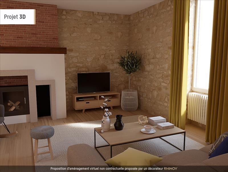 Vente Maison BEAUMONT DU PERIGORD (24440) - 7 pièces - 124 m² -