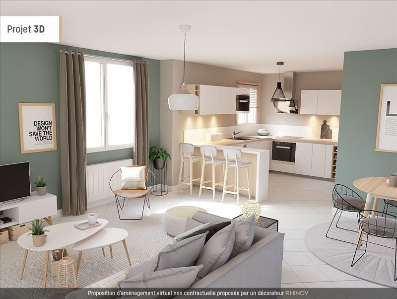Vente Maison CAUSE DE CLERANS (24150) - 3 pièces - 80 m² -