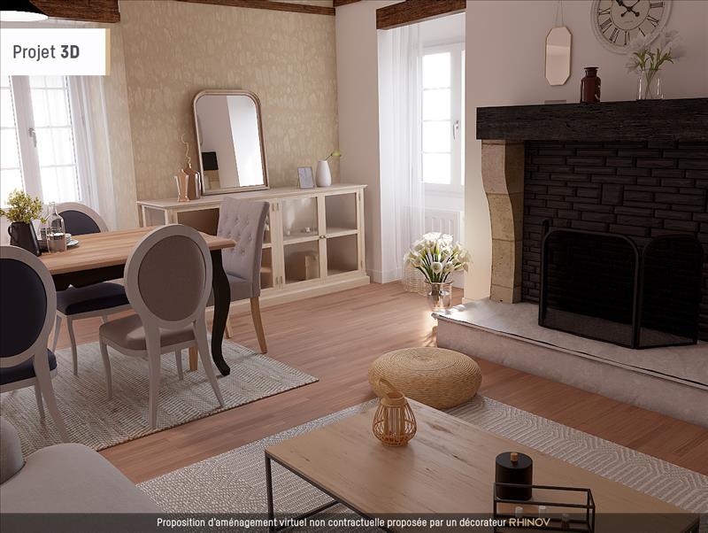 Vente Maison NOJALS ET CLOTTE (24440) - 7 pièces - 168 m² -
