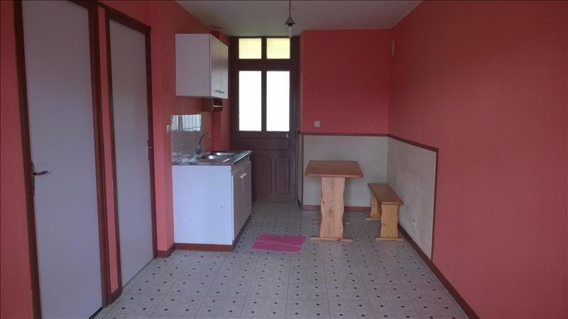 Maison NEUVY ST SEPULCHRE - 2 pièces  -   35 m²