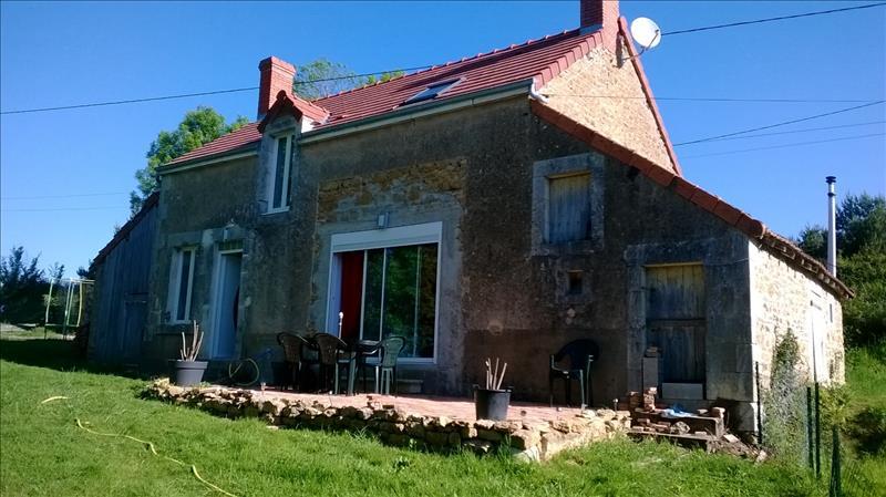 Maison MONTIPOURET - 3 pièces  -   82 m²