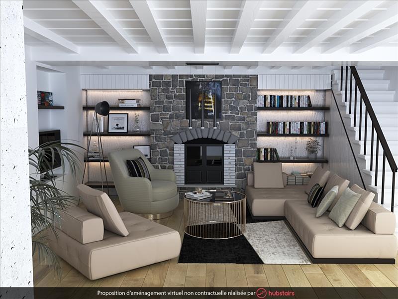 Vente Maison POULIGNY NOTRE DAME (36160) - 5 pièces - 130 m² -