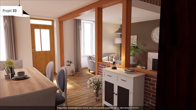 Vente Maison LE MAGNY (36400) - 4 pièces - 101 m² -