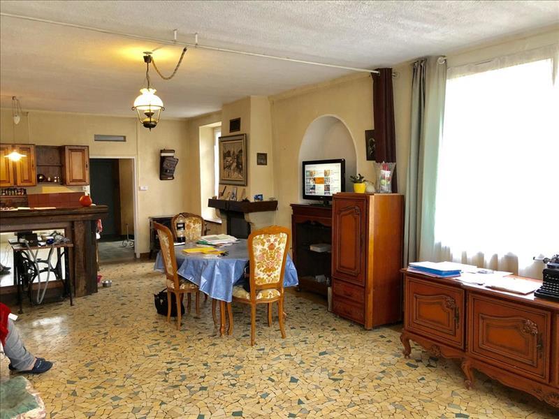 Vente Maison MERS SUR INDRE (36230) - 4 pièces - 140 m² -