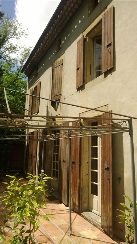 Maison LABASTIDE D ANJOU - 6 pièces  -   200 m²