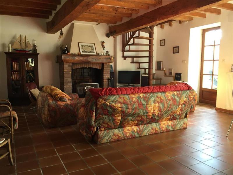 Vente Maison AVIGNONET LAURAGAIS (31290) - 7 pièces - 210 m² -