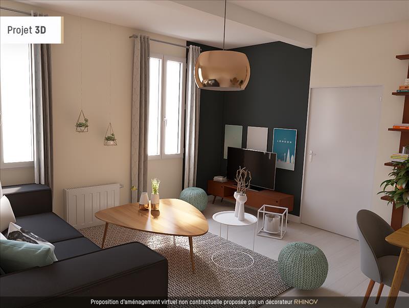 Vente Maison BAZIEGE (31450) - 3 pièces - 100 m² -