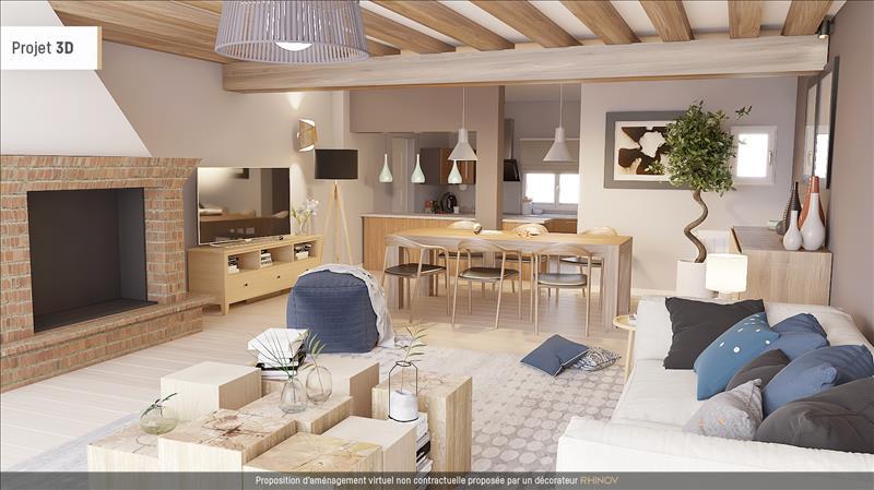 Vente Maison ST ROME (31290) - 6 pièces - 180 m² -