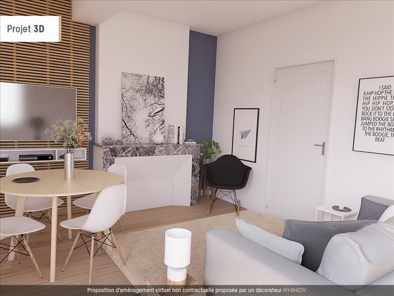 Vente Appartement VILLEFRANCHE DE LAURAGAIS (31290) - 3 pièces - 75 m² -