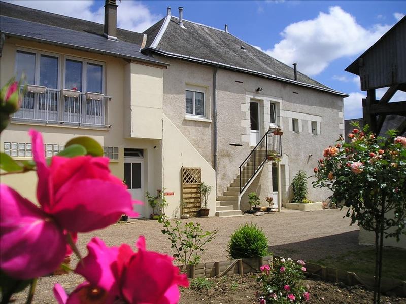 Vente Maison DAME MARIE LES BOIS (37110) - 16 pièces 440 m²