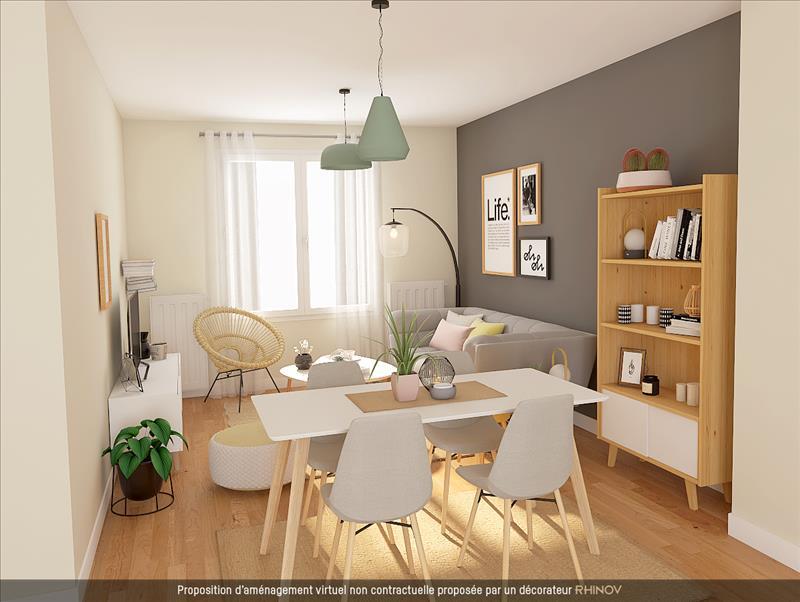 Vente Maison AMBOISE (37400) - 3 pièces - 70 m² -