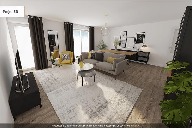 Vente Appartement AMBOISE (37400) - 5 pièces - 94 m² -