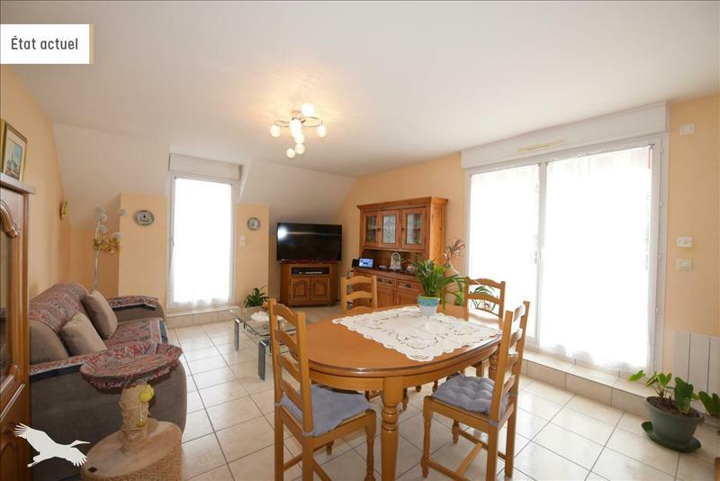 Vente Appartement AMBOISE (37400) - 4 pièces - 86 m² -