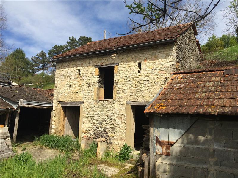 Maison SARLAT LA CANEDA - 2 pièces  -   32 m²