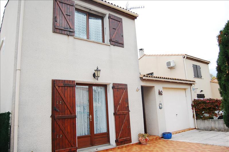 Maison MARSEILLAN - 4 pièces  -   80 m²