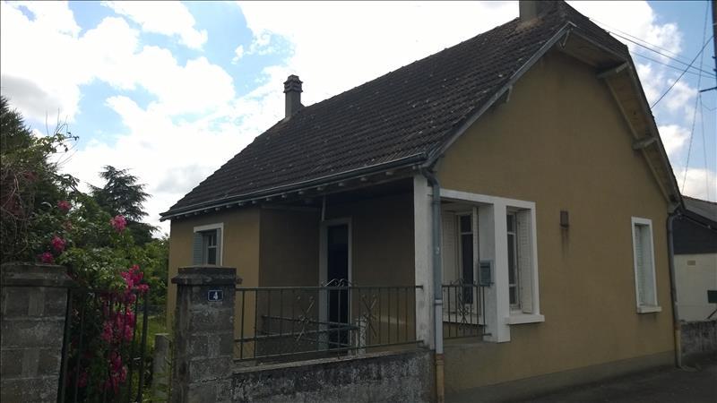 Maison LA CROIX EN TOURAINE - 2 pièces  -   45 m²