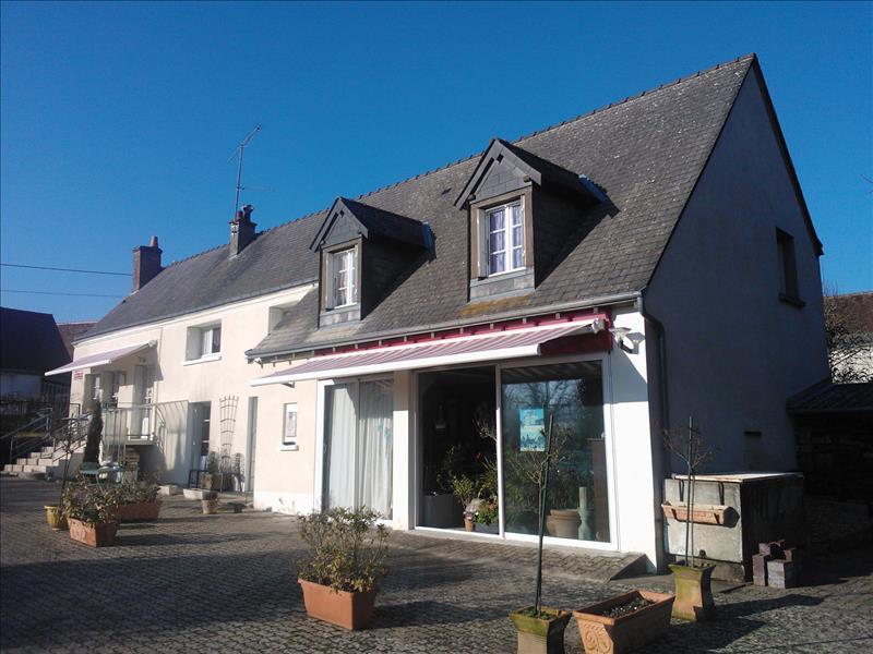 Vente Maison LA CROIX EN TOURAINE  (37150)