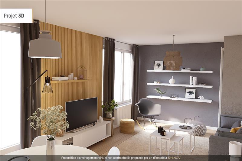Vente Maison BLERE (37150) - 4 pièces - 71 m² -