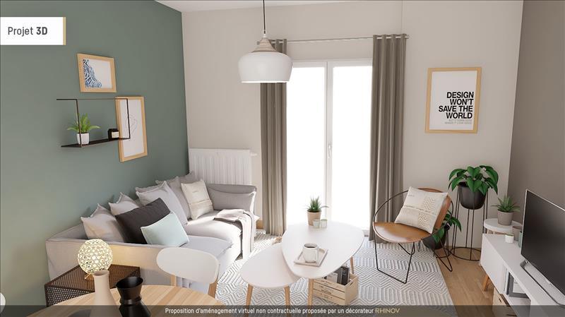 Vente Maison BLERE (37150) - 4 pièces - 60 m² -