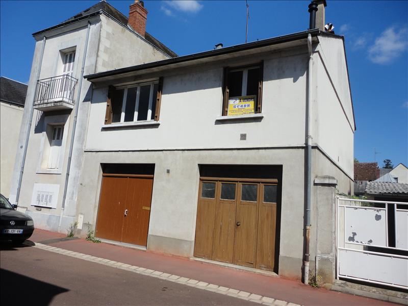 Maison ST AVERTIN - 3 pièces  -   60 m²